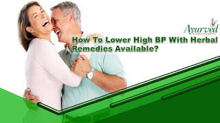 High BP Herbal Remedies