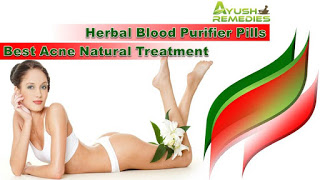 Herbal Blood Purifier Pills