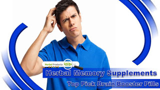 Herbal Memory Supplements